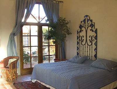 Hotel Hacienda Adobe de Guadalupe