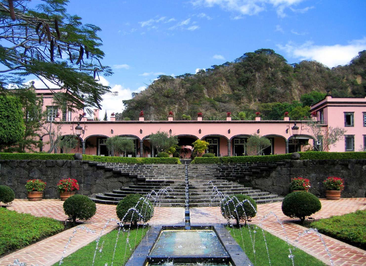 Hotel Hacienda de San Antonio