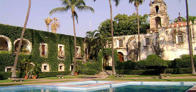 Ex Hacienda de Temixco