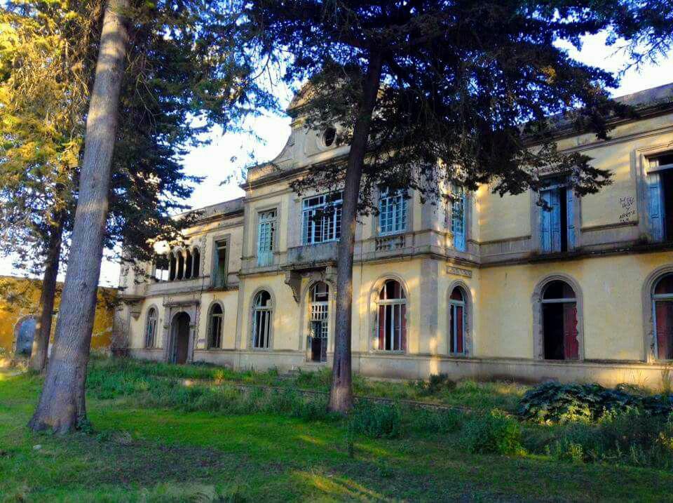 Hacienda de San José de los Molinos