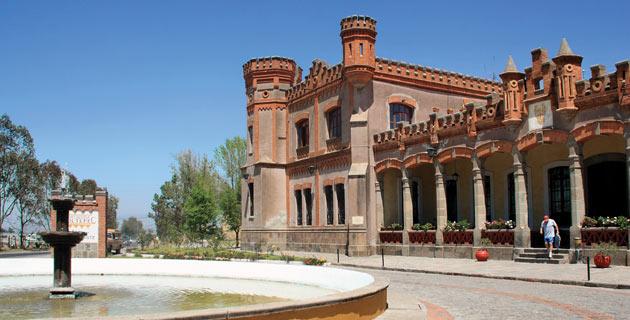 Hacienda de San Pedro Soltepec