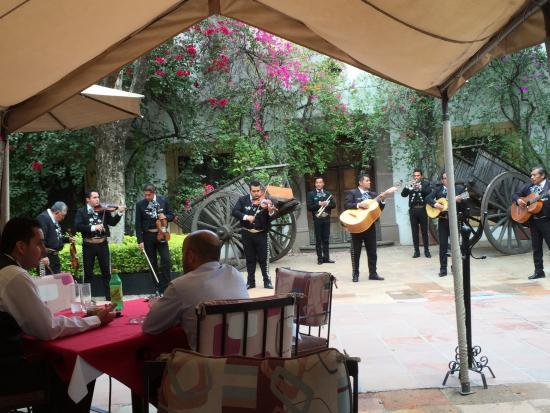 Hacienda Restaurante Los Laureles