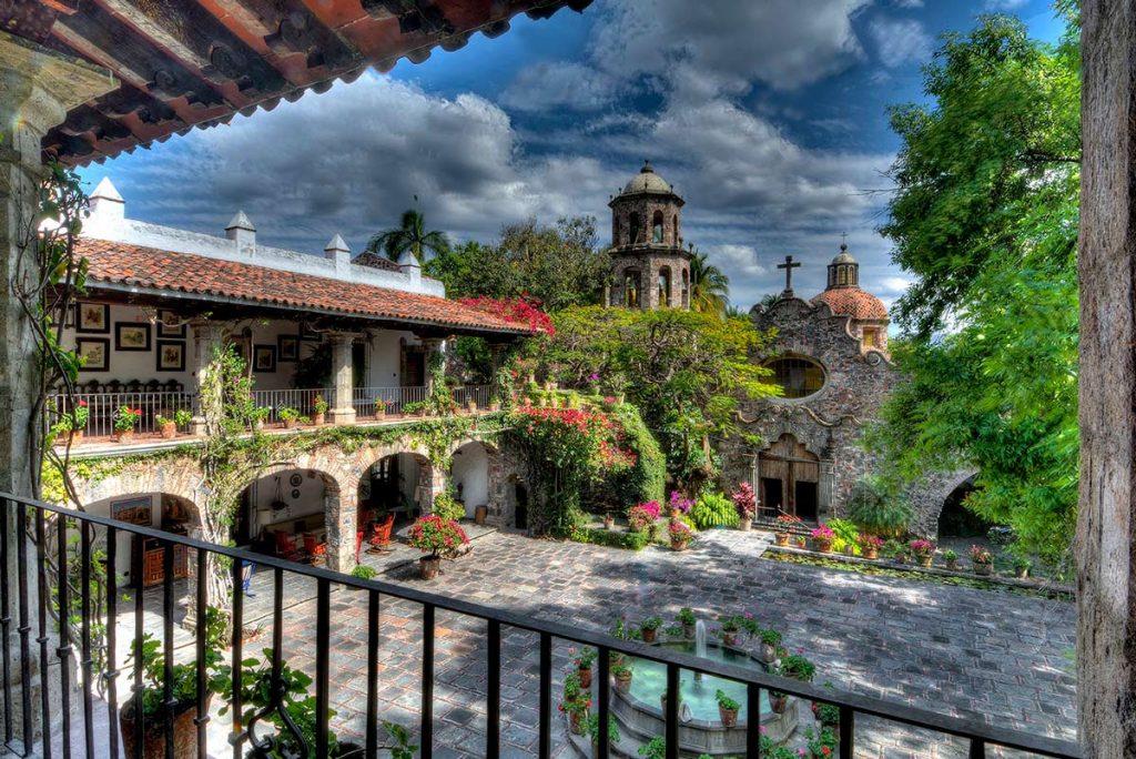haciendas de México